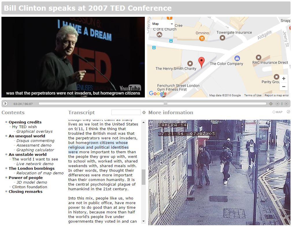 QMedia screen shot